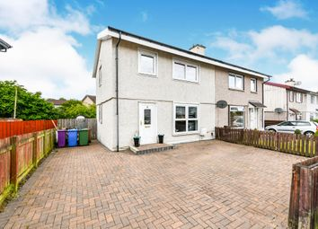 Thumbnail 3 bedroom semi-detached house for sale in Leehill Road, Glasgow