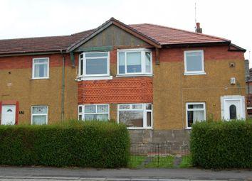 Thumbnail 3 bed flat for sale in Hillington Road South, Hillington