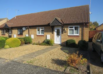 Thumbnail 2 bed semi-detached bungalow for sale in Ferry Way, Littleport, Ely