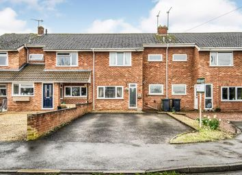 Thumbnail 3 bed terraced house for sale in Beech Avenue, Drakes Broughton, Worcester, Worcestershire