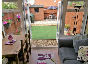 Thumbnail 2 bed mews house for sale in Silverstone Street, Chorley