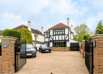 Thumbnail 4 bedroom detached house for sale in Hayes Lane, Park Langley, Beckenham
