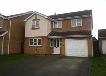 Thumbnail 4 bed semi-detached house for sale in Penmoor Close, Long Eaton, Nottingham