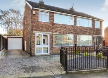 Thumbnail 3 bed semi-detached house for sale in Homefield Road, Sileby