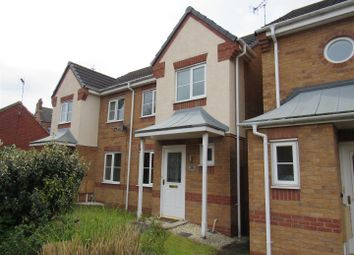 Thumbnail 3 bed property for sale in Haddon Close, Syston, Leicester