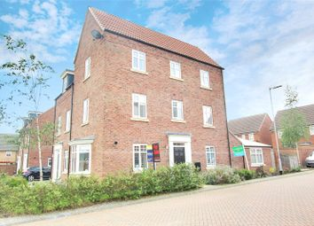 Thumbnail 4 bed semi-detached house for sale in Newman Avenue, Beverley, East Yorkshire