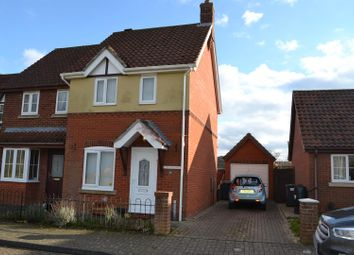 Thumbnail 2 bed semi-detached house to rent in Royal Oak Court, Heckington, Sleaford