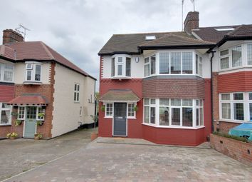 Thumbnail 4 bed semi-detached house for sale in Park View, Winchmore Hill