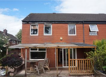 Thumbnail 2 bed end terrace house for sale in Stone Croft, Preston