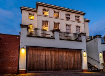 Thumbnail 5 bed semi-detached house for sale in The Ropewalk, The Park, Nottingham