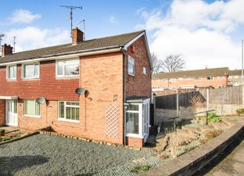 Thumbnail 3 bed end terrace house to rent in Ramsey Drive, Arnold, Nottingham