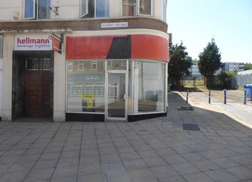 Thumbnail Commercial property to let in Market Square, Dover