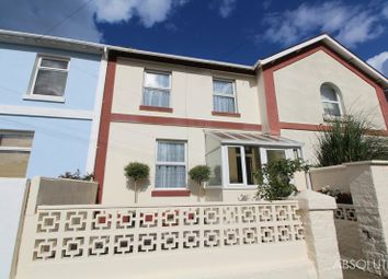 3 bed terraced house for sale in Vansittart Road, Torquay TQ2