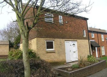 Thumbnail 2 bed end terrace house to rent in Willow Brook Square, Northampton