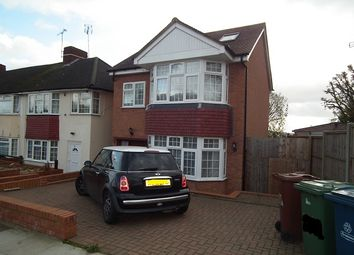 Thumbnail 4 bed detached house to rent in Long Elmes, Harrow Weald