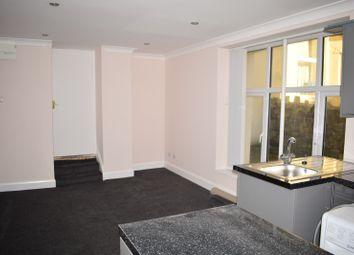 Thumbnail 1 bedroom flat to rent in Windsor Road, Penarth
