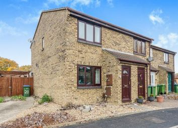 Thumbnail 2 bedroom end terrace house for sale in Hertsfield, Fareham