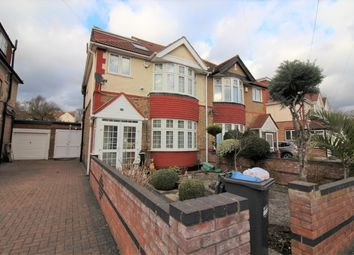 Thumbnail 4 bed semi-detached house to rent in Eldon Avenue, Heston