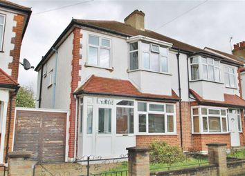 Thumbnail 3 bed semi-detached house for sale in Arras Avenue, Morden