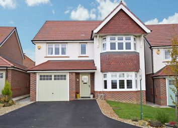 Thumbnail 4 bed detached house for sale in Millfield View, Wrenthorpe, Wakefield