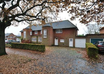 Thumbnail 3 bed semi-detached house for sale in Barleycroft Road, Welwyn Garden City, Hertfordshire
