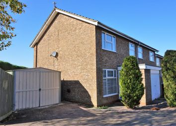 Thumbnail 3 bed end terrace house for sale in Hillary Close, Aylesbury