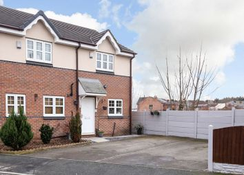 Thumbnail 2 bed semi-detached house for sale in Dovenby Fold, Ince, Wigan