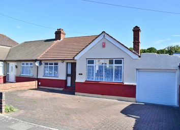 Thumbnail 2 bed semi-detached bungalow for sale in Brooklands Avenue, Sidcup, Kent