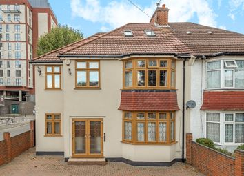 Thumbnail 5 bedroom semi-detached house for sale in Howard Road, New Malden