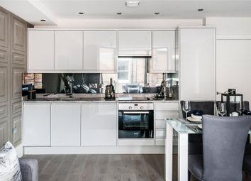 Thumbnail 2 bed flat for sale in Minorca Road, Weybridge, Surrey