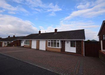 Thumbnail 3 bed bungalow to rent in Ffordd Cynan, Wrexham
