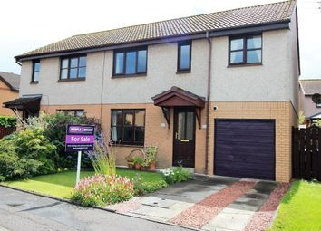 Thumbnail 5 bed semi-detached house for sale in Bailielands, Linlithgow