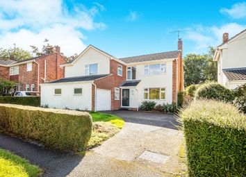 Thumbnail 4 bed detached house for sale in Woodlands Road, Parkgate, Neston