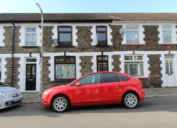 Thumbnail 3 bed terraced house for sale in Llewelyn Street, Pontypridd