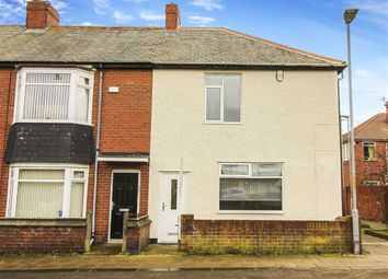 Thumbnail 3 bed terraced house to rent in Disraeli Street, Blyth, Northumberland