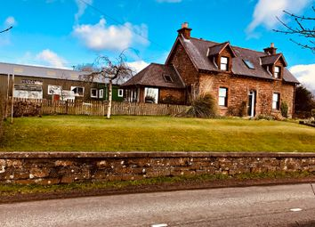 Thumbnail 3 bed detached house for sale in Langholm Road, Lockerbie