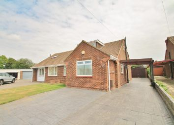 Thumbnail 4 bed semi-detached bungalow for sale in Fairview Road, Istead Rise, Gravesend
