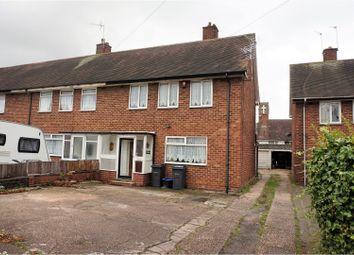 Thumbnail 3 bed end terrace house for sale in Billingsley Road, Birmingham