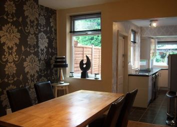 Thumbnail 3 bedroom terraced house to rent in Leyland Street, Off Kedleston Road, Derby