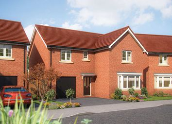 "Thumbnail 4 bedroom detached house for sale in ""The Grainger"" at Linden Homes, Melton Road, Edwalton"