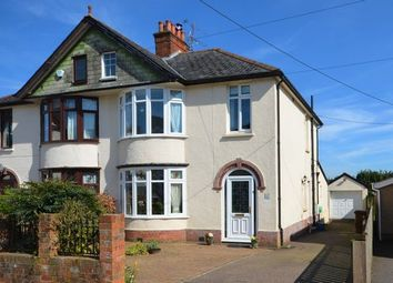 Thumbnail 3 bed semi-detached house for sale in Middlemead Road, Tiverton