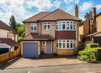 Thumbnail 4 bed detached house for sale in The Vale, Coulsdon