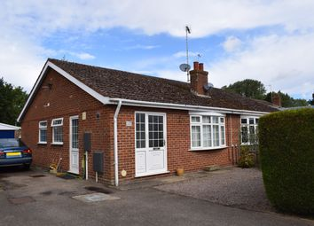 Thumbnail 2 bed semi-detached bungalow for sale in Nene Meadows, Sutton Bridge