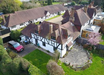 Thumbnail 3 bed barn conversion for sale in Black Lake Close, Egham, Surrey
