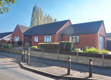 Thumbnail 3 bed detached bungalow for sale in Boulters Lane, Wood End, Atherstone