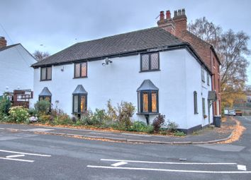 Thumbnail 4 bed cottage for sale in Milton Road, Repton, Derby