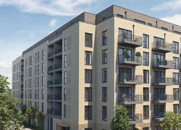 Thumbnail 1 bed flat for sale in Queensbury Square, Honeypot Lane, Queensbury