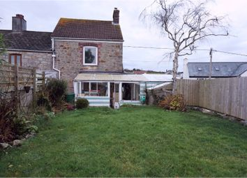 Thumbnail 2 bed end terrace house for sale in Trelowth, Polgooth, St. Austell