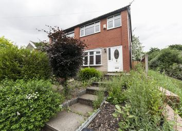 Thumbnail 3 bed semi-detached house to rent in Kinder Avenue, Oldham