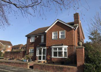 Thumbnail 4 bed property for sale in John Newington Close, Kennington, Ashford